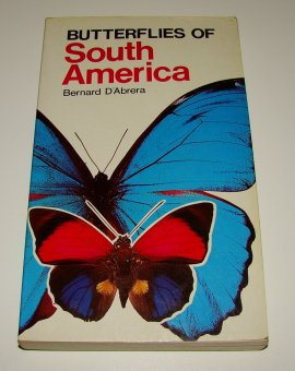Butterflies of South America